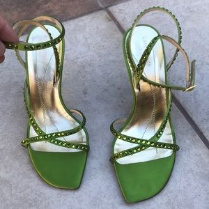 Kate Spade Stone Very Sexy 4 inch heels size 8